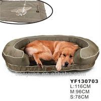2014 new design waterproof oxford fabric pet sofa bed/dog sofa bed