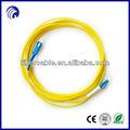 La upc sc-lc de fibra óptica patch cord