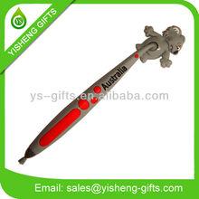 Custom made Soft PVC Magnetic Pen