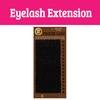 false eyelash/eyelash extension/silk eyelash extension