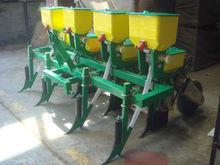 compact corn seeder