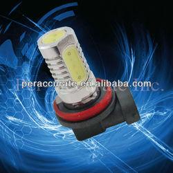 12v 7.5w cob auto led high power 9005 9006 led driving light led fog light cob car led