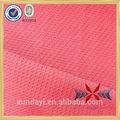 100% poliéster quick dry malha jersey esportes tecido tecido para confecção de roupas