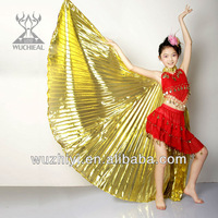Kids Belly Dancing Costumes Accessories, Belly Dance Costumes Wings,Children High Quality Performance Isis Wings on Sale(DJ1020)