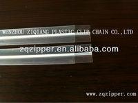 low price transparent zip supplier