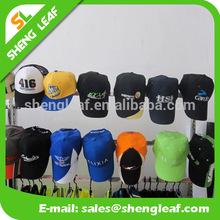 Promotional white flex fit baseball cap