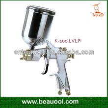 Air Spray Gun, LVLP K-100 professional air spray gun