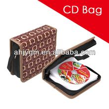 Good Quality Different Colors PVC 40 CD Bag/Case