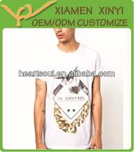 Wholesale Comfortable Thin Cotton Rock T-shirt