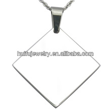 stainless steel jewelry blanks for engrave