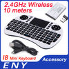 Cheaper 2.4GHZ I8 mini TouchPad air wireless keyboards for android tv PC Pad Google TV Box