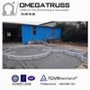 aluminum truss for exhibition,exhibition stage truss( TUV certificate)