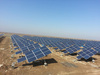 Easy installation High reliability single axis solar tracker