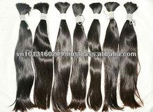 Natural quality premium vietnam hair, Cambodian human virgin hair extension