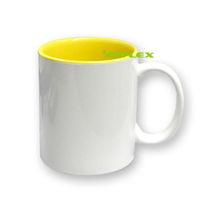 11oz inner colorful sublimation mug blank (m02)
