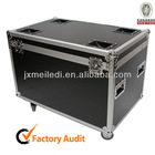 MLD-FC380 Professional Custom Large Cable Packer Rack Road Travel Touring Aluminium Flight Case