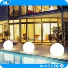 Floating led pool ball 16 colors waterproof IP65 rechargable RGB led pool ball