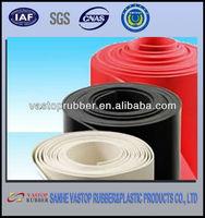 Aging resistant rubber sheet/EPDM rubber