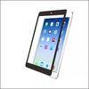 bubble free ,black frame screen protector for ipad air 2/ ipad mini/ipad4