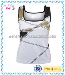 OEM Tennis wear / Customize Tennis top for Woman