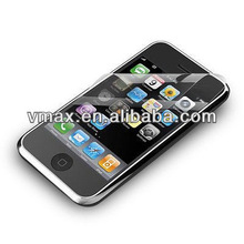 Cell phone screen protector for iPhone 3gs oem/odm(High Clear)