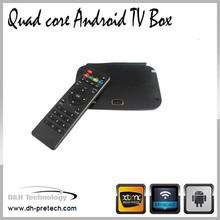 2013 internet satellite a10 smart set-top boxes quad core rk3188 android 4.2 tv box