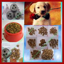 dog treats and food making machine/ dog food machine