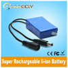 DC12V Super Rechargeable Lithium-ion Battery Energy Storage Pack 6800mAh