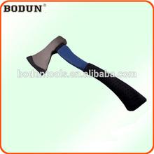H5006 Plastic Coating handle carbon steel head hatchet