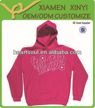 men new fashion cotton velour hoodie tracksuit