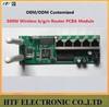 seamlessly ODM 150/300M 1Wan+4p LAN 802.11b/g/n two External antenna 2.4G Wireless wifi VPN AP Router