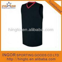 2014 newest wholesale custom basketball uniform set