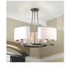 trendy oval European style fabric pendant lamp,pendant light,chandelier