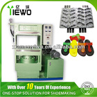 200 Sets Sold EVA Foaming Machine / EVA Pouring Machine / EVA Jogger Machine For Slippers