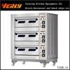 Hot Selling Bakery Baking Machine Gas Baking Oven