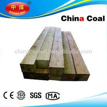wooden railway sleepers