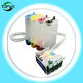 Caliente! Color 4 continuo de la tinta sistema de suministro, cis para epson xp204