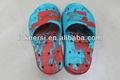 Conforto sandálias de praia sandálias infantis eva com sensação confortável