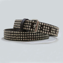 wholesale high quality fashion belt silver beaded belts