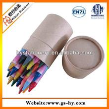 Crayon factory wholesale custom wax crayons