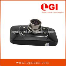 1080P HOT Ambarella GS8000 digital camera Built-in GPS with 4IR Night Vision
