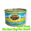 Canned Stewed Chicken Ready to Eat Tasty Chicken Meat Well Cooked
