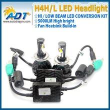 5000 Lumens H4 56W Car LED HeadLight Kits Car/Truck Auto Head lamp LED Bulb