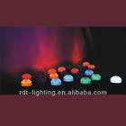 AC 220V Colorful LED Strobe Light