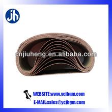 K51-B cloth Abrasive sanding belts for belt machines