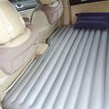 la comodidad de viaje plegable cama de aire del coche inflable colchón