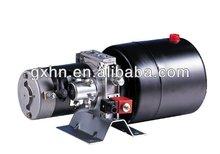 portable hydraulic power units/12v hydraulic lift power pack/ ISO9001