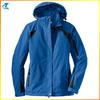 Ladies Waterproof Jacket with Microfleece Lining