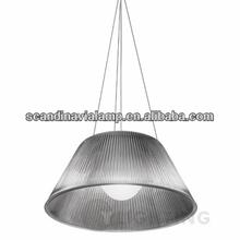 Manufacturer's crystal ball pendant light decorative pendant lights moon pendant light