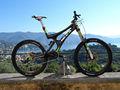 bergab fahrrad super qualität schöne disign beste Leistung konkurrenzfähiger preis kohlenstoff bergab fahrrad DH Bike